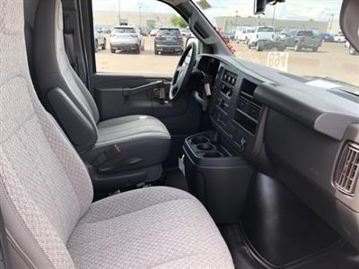 2019 Express 2500 4x2, Masterack Steel PHVAC Upfitted Cargo Van #K1270428 - photo 12