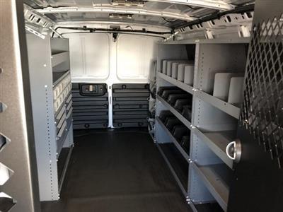 2019 Express 2500 4x2, Masterack Steel PHVAC Upfitted Cargo Van #K1270428 - photo 2