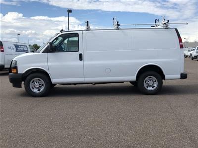 2019 Express 2500 4x2, Masterack Steel PHVAC Upfitted Cargo Van #K1270428 - photo 3