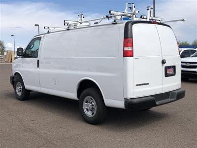 2019 Express 2500 4x2, Masterack Steel PHVAC Upfitted Cargo Van #K1270428 - photo 4