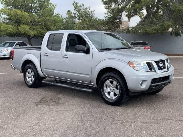 2013 Frontier Crew Cab 4x2,  Pickup #K1297524A - photo 1