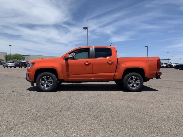 2019 Colorado Crew Cab 4x4,  Pickup #K1304418 - photo 5