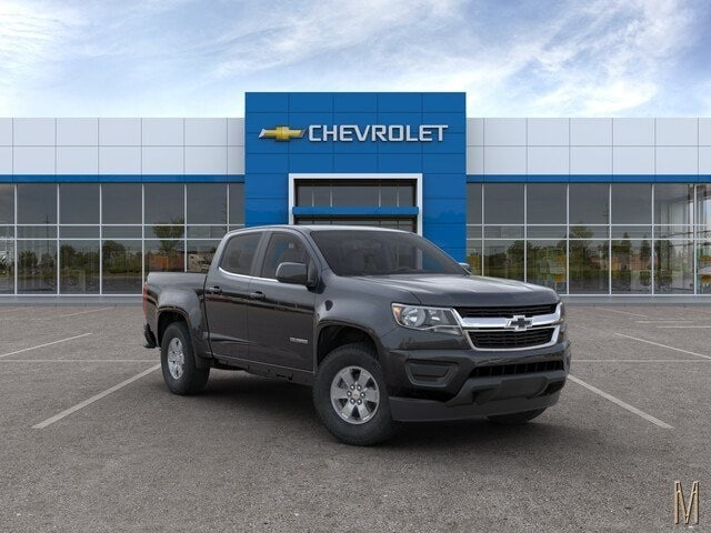 2019 Colorado Crew Cab 4x2,  Pickup #K1343689 - photo 3