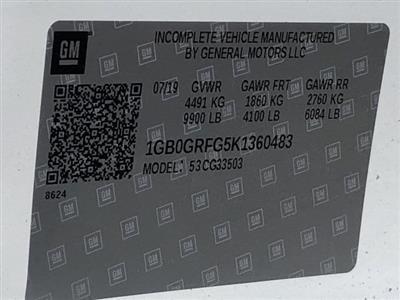2019 Express 3500 4x2,  Knapheide KUV Service Utility Van #K1360483 - photo 18