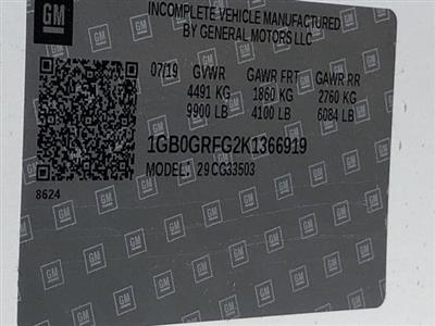 2019 Express 3500 4x2, Knapheide KUV Service Utility Van #K1366919 - photo 21