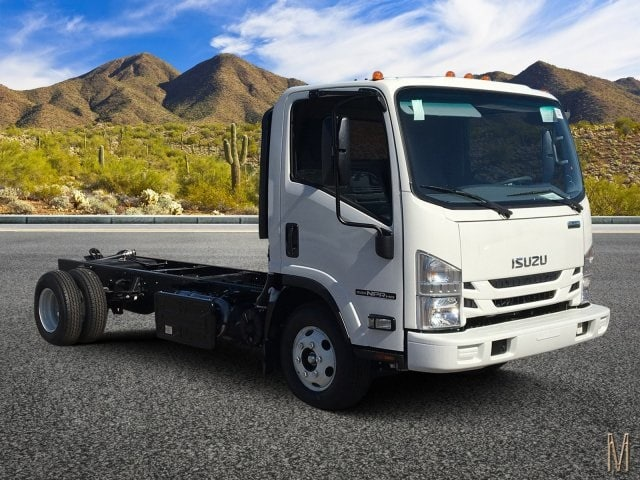 2019 NPR-HD Regular Cab 4x2,  Cab Chassis #K7010675 - photo 1