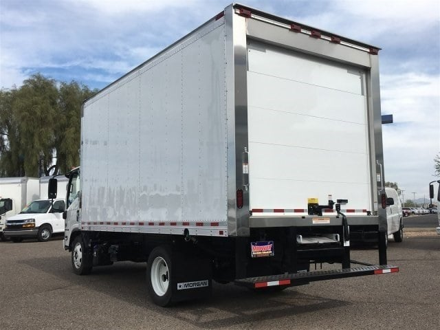 2019 NRR Regular Cab 4x2,  Morgan Refrigerated Body #K7302421 - photo 1