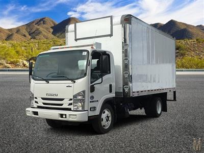 2019 NRR Regular Cab 4x2,  Morgan Fastrak Refrigerated Body #K7302421 - photo 1