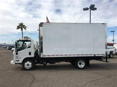 2019 NRR Regular Cab 4x2,  Morgan Fastrak Refrigerated Body #K7302421 - photo 4