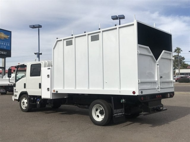 2019 NRR Regular Cab 4x2,  Sun Country Truck Chipper Body #K7302497 - photo 1