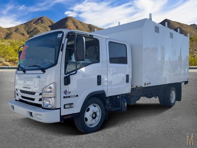 2019 NRR Regular Cab 4x2, Sun Country Truck Chipper Body #K7302699 - photo 1