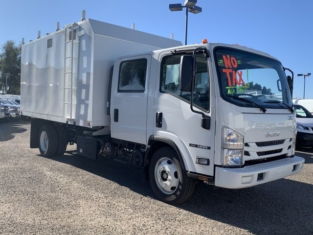 2019 NRR Regular Cab 4x2, Sun Country Truck Chipper Body #K7302699 - photo 3