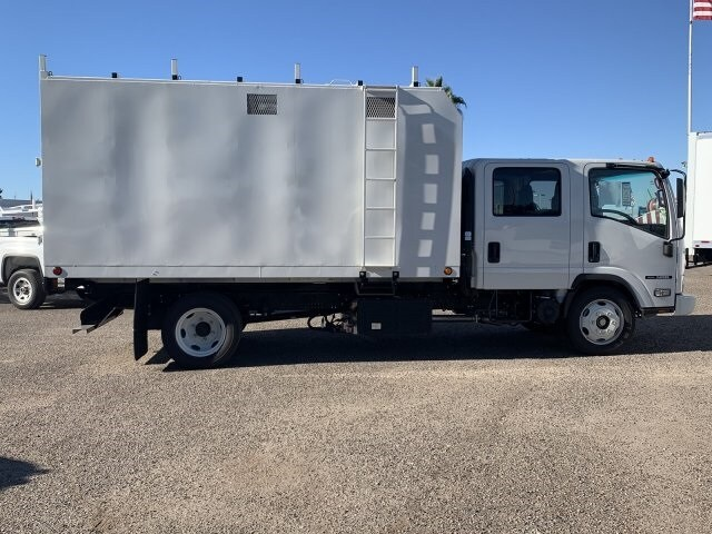 2019 NRR Regular Cab 4x2, Sun Country Truck Chipper Body #K7302699 - photo 8