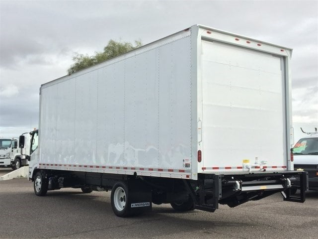 2019 NRR Regular Cab 4x2,  Morgan Dry Freight #K7304492 - photo 1