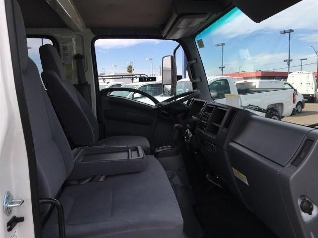 2019 NQR Crew Cab 4x2,  Drake Equipment Landscape Dump #K7900920 - photo 11