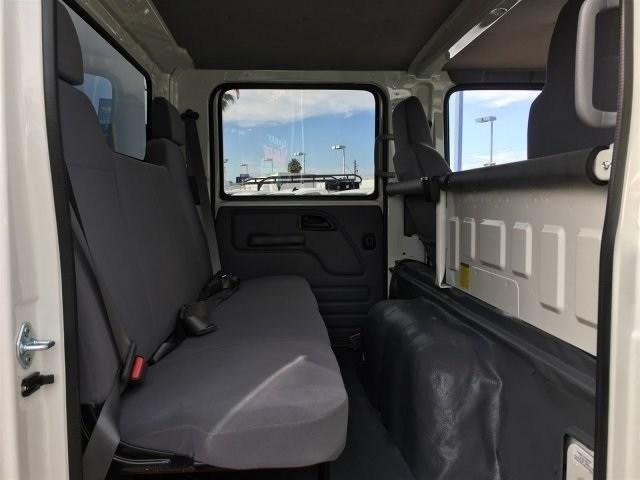 2019 NQR Crew Cab 4x2,  Drake Equipment Landscape Dump #K7900920 - photo 13