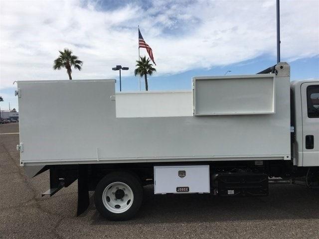 2019 NQR Crew Cab 4x2,  Drake Equipment Landscape Dump #K7900920 - photo 7