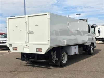 2019 NQR Crew Cab 4x2,  Drake Equipment Landscape Dump #K7900920 - photo 3