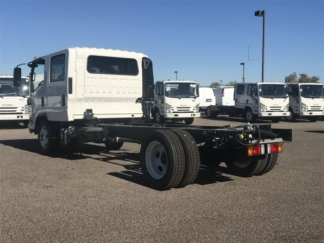 2019 NQR Crew Cab 4x2,  Cab Chassis #K7901468 - photo 3