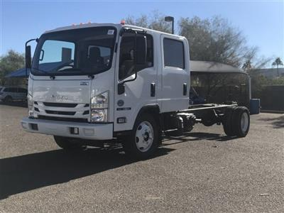 2019 NQR Crew Cab 4x2,  Cab Chassis #K7901468 - photo 4