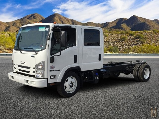 2019 NQR Crew Cab 4x2,  Cab Chassis #K7901865 - photo 1