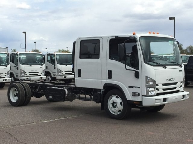 2019 NQR Crew Cab 4x2,  Cab Chassis #K7901876 - photo 3