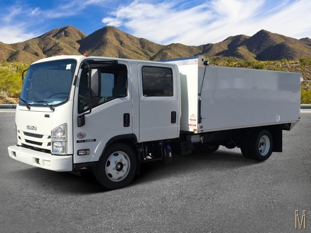 2019 NQR Crew Cab 4x2, United Truck Bodies Landscape Dump #K7901876 - photo 1