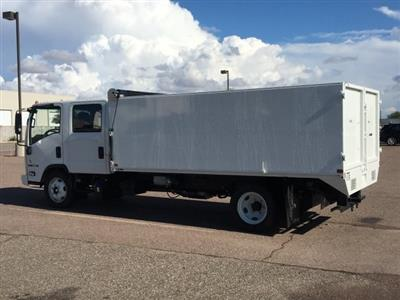 2019 NQR Crew Cab 4x2, United Truck Bodies Landscape Dump #K7901876 - photo 2