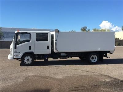 2019 NQR Crew Cab 4x2, United Truck Bodies Landscape Dump #K7901876 - photo 24