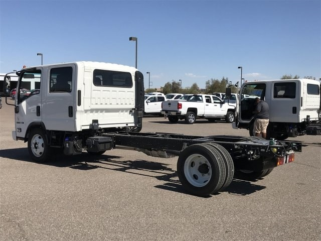 2019 NQR Crew Cab,  Cab Chassis #K7901890 - photo 1