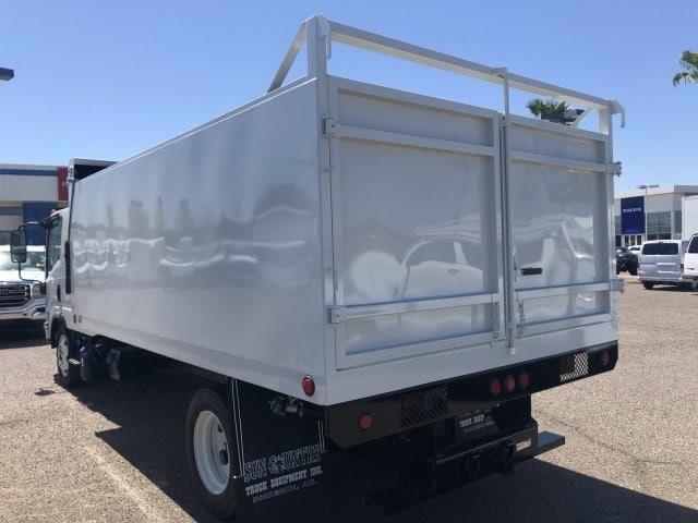 2019 NQR Crew Cab 4x2,  Sun Country Truck Landscape Dump #K7901906 - photo 1