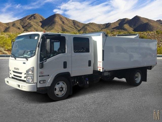 2019 NQR Crew Cab, United Truck Bodies Landscape Dump #K7901920 - photo 1