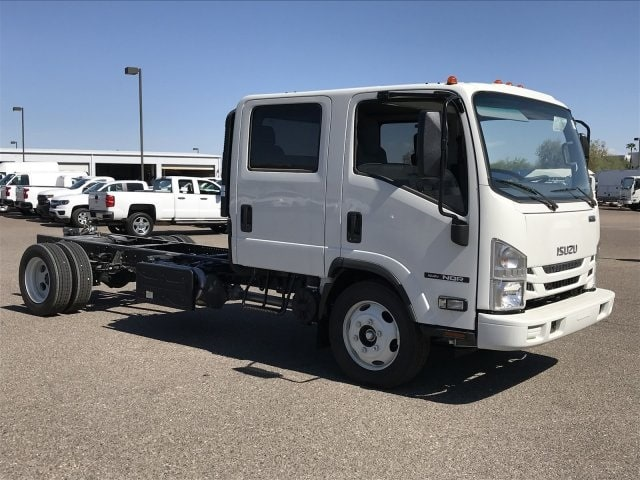 2019 NQR Crew Cab 4x2,  Cab Chassis #K7901923 - photo 3