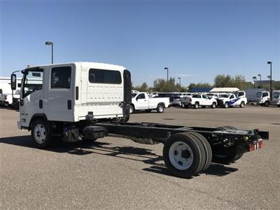 2019 NQR Crew Cab 4x2,  Cab Chassis #K7901923 - photo 2