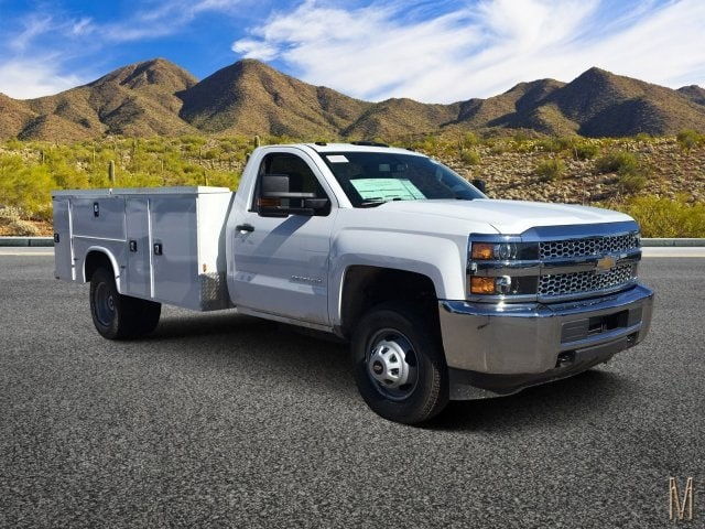 2019 Silverado 3500 Regular Cab DRW 4x2,  Knapheide Service Body #KF105636 - photo 1