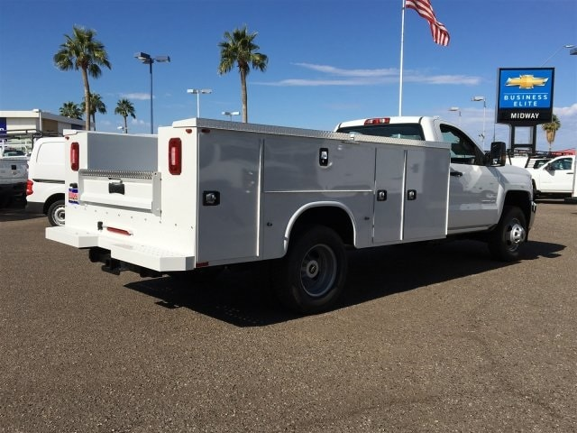 2019 Silverado 3500 Regular Cab DRW 4x2,  Knapheide Service Body #KF106382 - photo 1