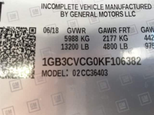 2019 Silverado 3500 Regular Cab DRW 4x2,  Knapheide Standard Service Body #KF106382 - photo 20