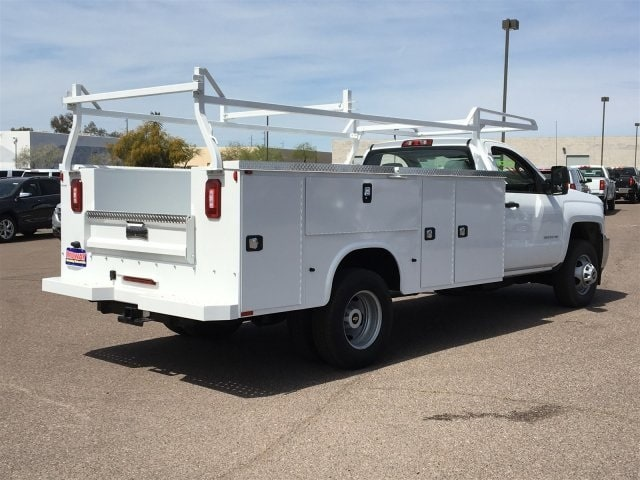 2019 Silverado 3500 Regular Cab DRW 4x2,  Knapheide Standard Service Body #KF109528 - photo 4