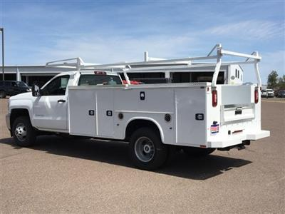 2019 Silverado 3500 Regular Cab DRW 4x2,  Knapheide Standard Service Body #KF109528 - photo 2
