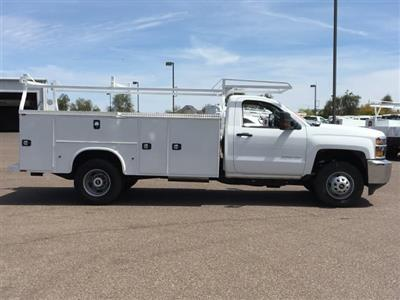 2019 Silverado 3500 Regular Cab DRW 4x2,  Knapheide Standard Service Body #KF109528 - photo 5