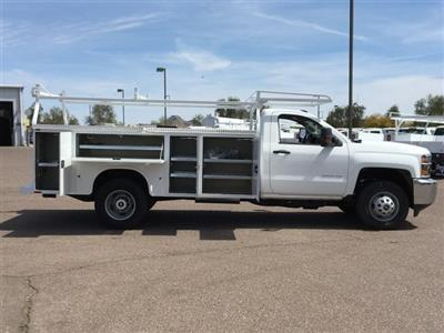 2019 Silverado 3500 Regular Cab DRW 4x2,  Knapheide Standard Service Body #KF109528 - photo 6