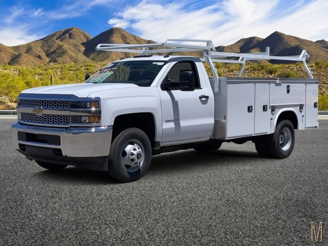 2019 Silverado 3500 Regular Cab DRW 4x2,  Knapheide Service Body #KF119548 - photo 1