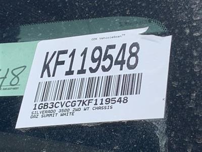 2019 Silverado 3500 Regular Cab DRW 4x2,  Knapheide Standard Service Body #KF119548 - photo 22