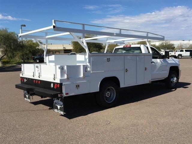 2019 Silverado 3500 Regular Cab DRW 4x2,  Royal Combo Body #KF119764 - photo 1