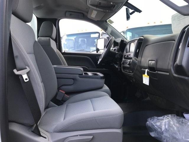 2019 Silverado 3500 Regular Cab DRW 4x2,  Royal Contractor Body #KF120173 - photo 13