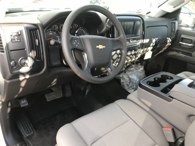 2019 Silverado 3500 Regular Cab DRW 4x2,  Royal Contractor Body #KF120173 - photo 16