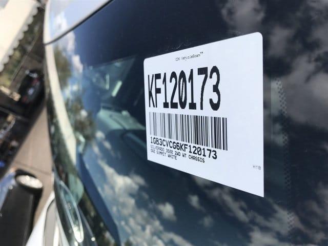 2019 Silverado 3500 Regular Cab DRW 4x2,  Royal Contractor Body #KF120173 - photo 22