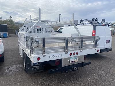 2019 Silverado 3500 Regular Cab DRW 4x2,  Royal Contractor Body #KF120173 - photo 3