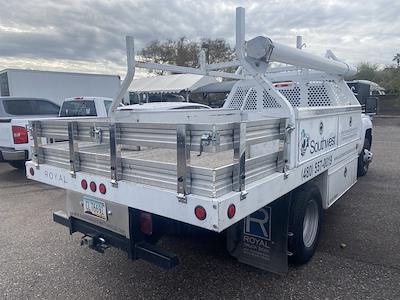2019 Silverado 3500 Regular Cab DRW 4x2,  Royal Contractor Body #KF120173 - photo 4