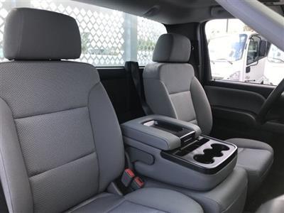 2019 Silverado 3500 Regular Cab DRW 4x2,  Royal Contractor Body #KF120173 - photo 12